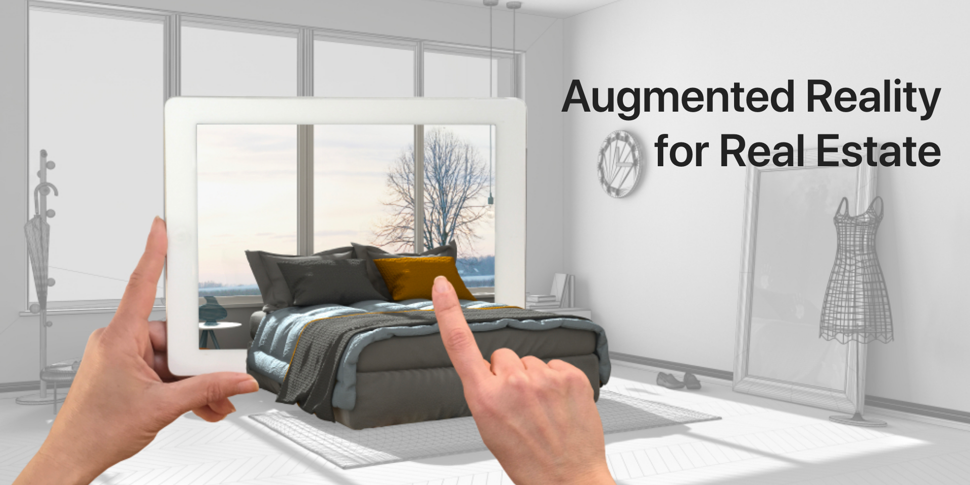 How Augmented Reality making Real Estate a more Organized World
