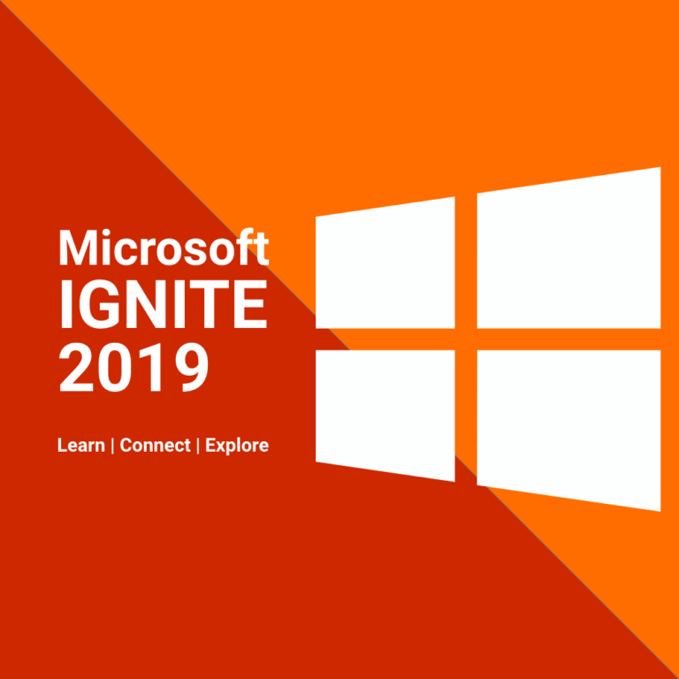 5 Major Announcements at Microsoft Ignite 2019
