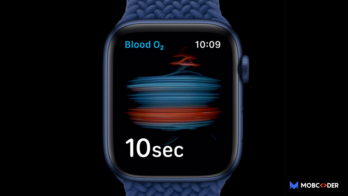 New Apple Watch Series has Blood Oxygen monitoring