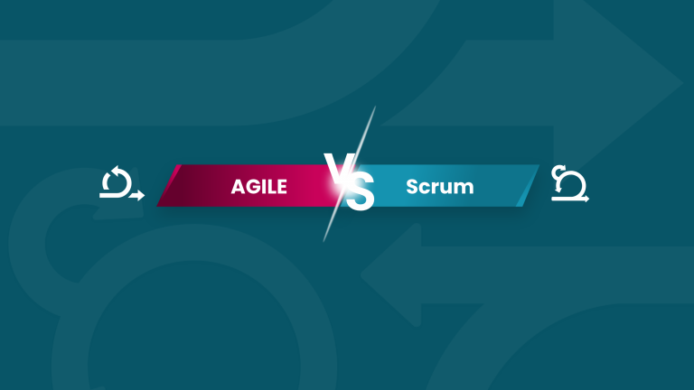AGILE VS. SCRUM: WHAT'S THE DIFFERENCE?