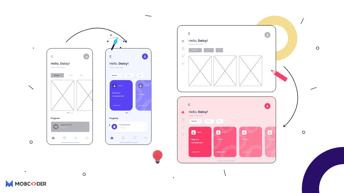 Importance of UX/UI in Mobile and Web Development