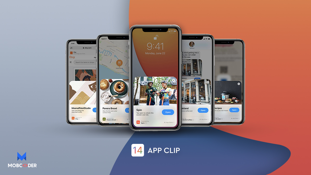 App Clips in iOS 14