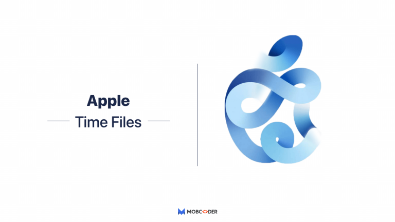 Apple's Time Flies' event: Witness Innovation with Fine Sense of User Experience