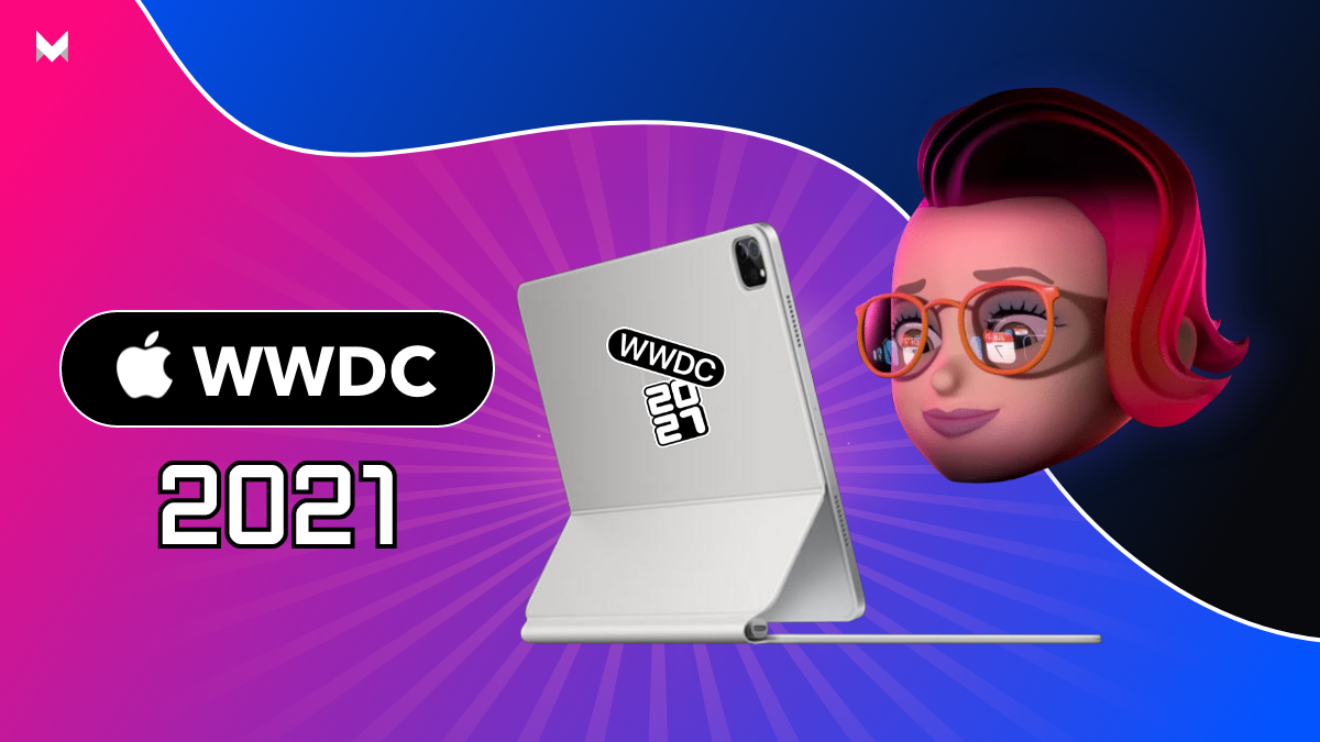 Virtual Tour of what happened at Apple's WWDC 2021