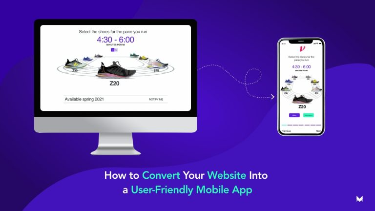 How to Convert a Website into Mobile App