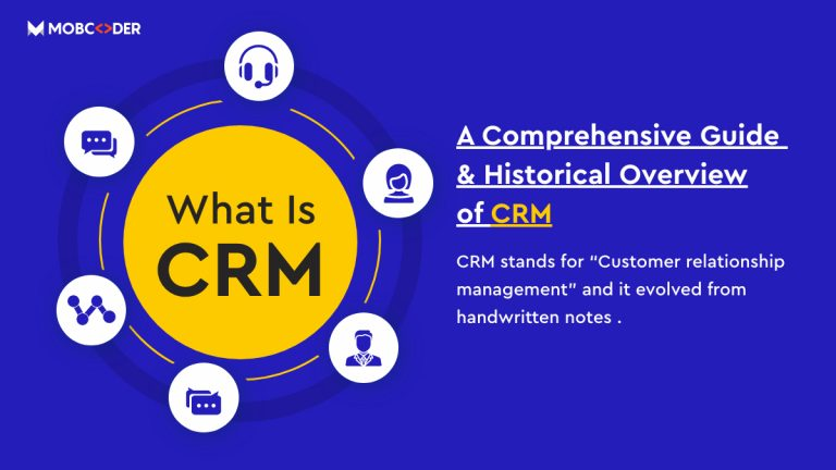 What is CRM Software- Comprehensive Guide on CRM