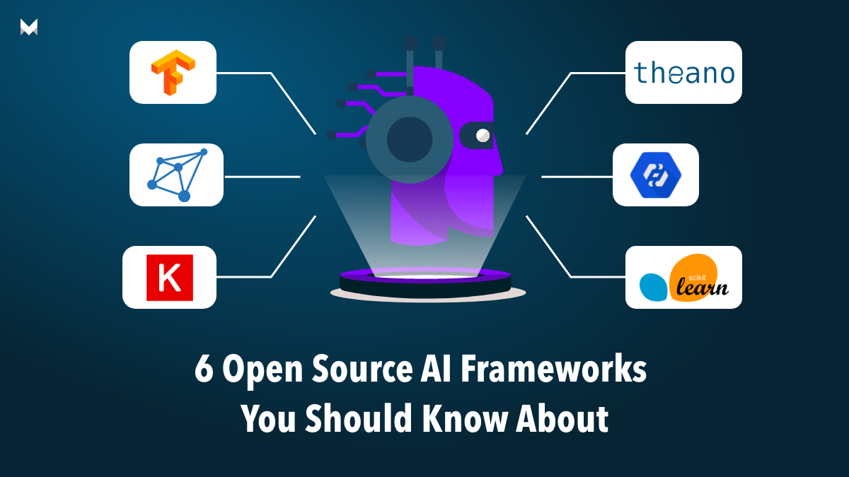 6 Open Source AI Frameworks You Should Know About
