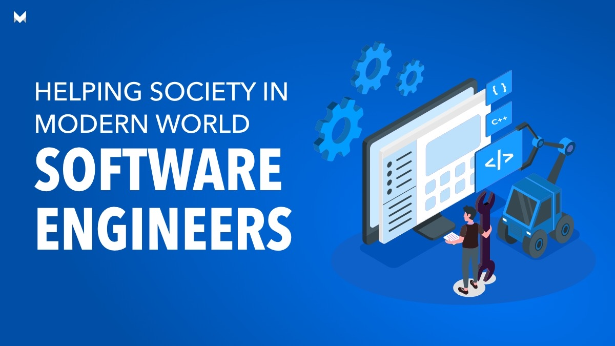 Software Engineer – Helping society in the modern world!