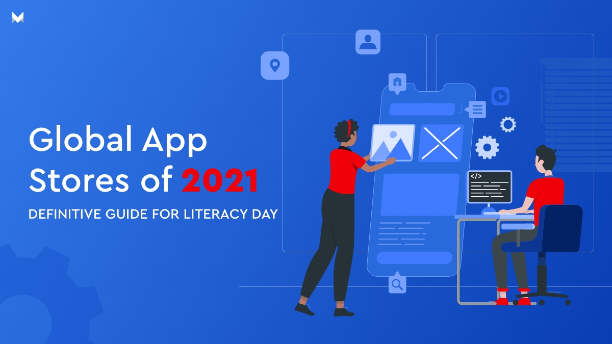 Celebrating International Literacy Day – An overview of Global App Stores of 2021
