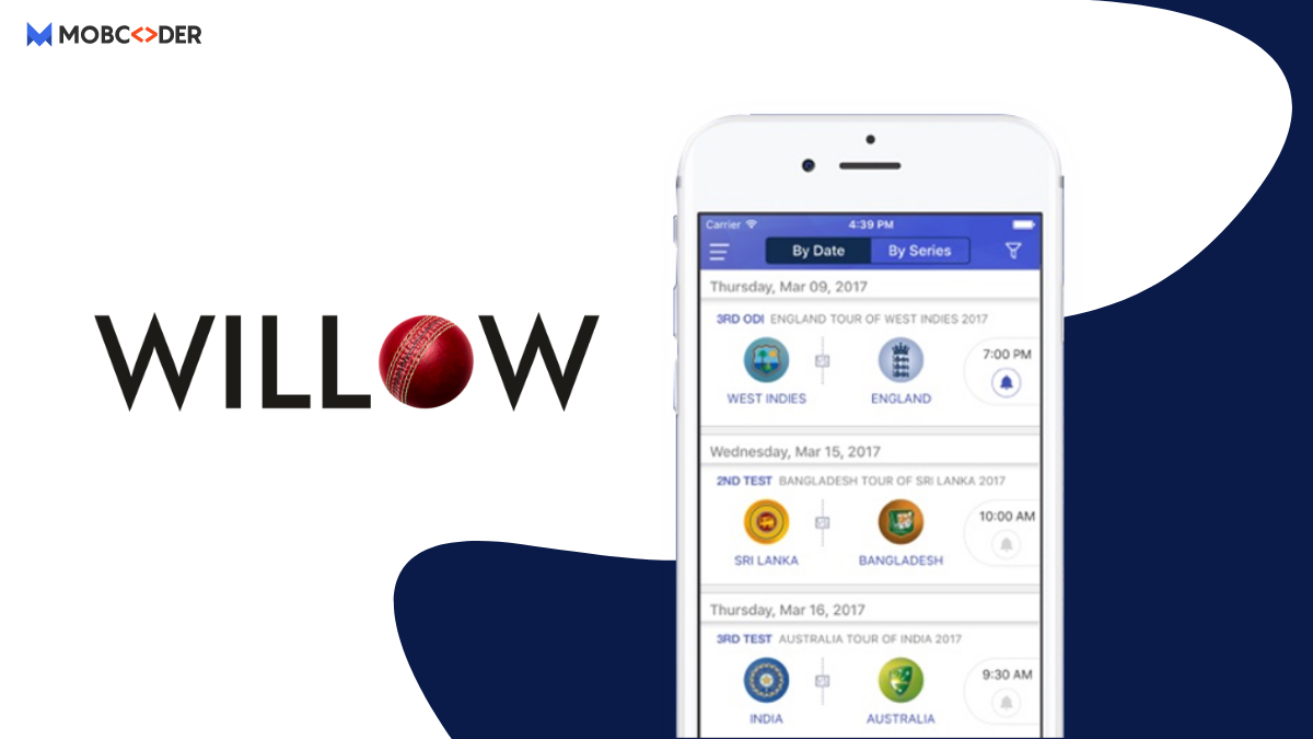 Willow TV: Live Cricket Streaming