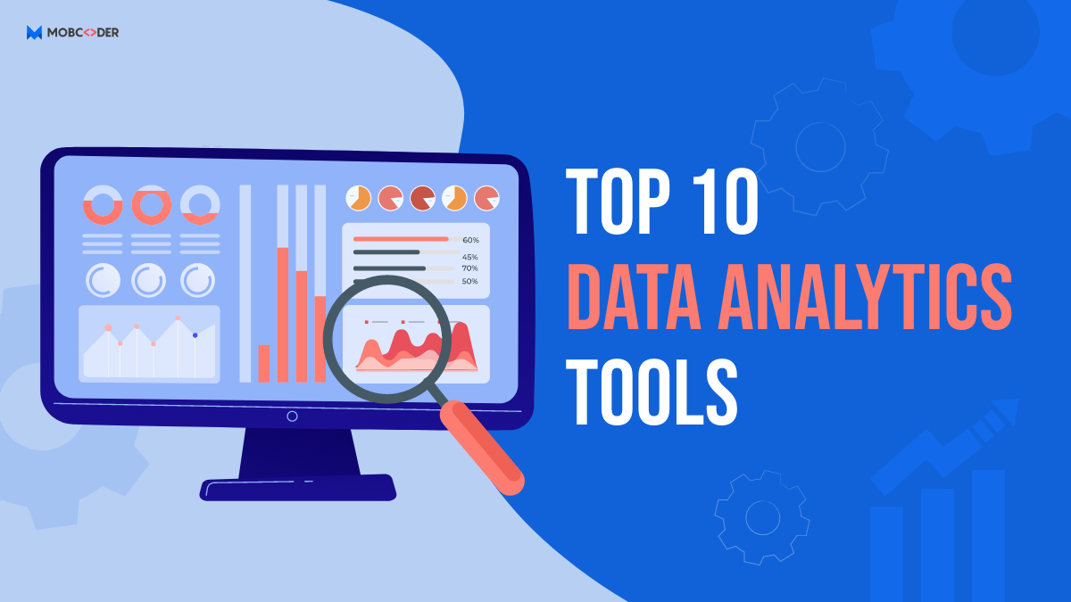 Top 10 Data analytics tools to look for in 2021
