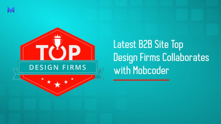 Latest B2B Site Top Design Firms Collaborates with Mobcoder