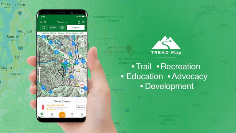 Tread Maps—More than just a Perfect Trail Experience