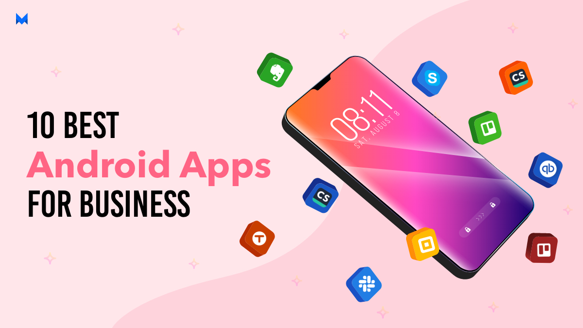 10 Best Business Apps for Android