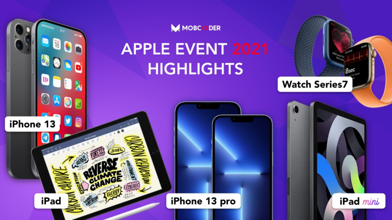 Apple Launch Event Highlights 2021